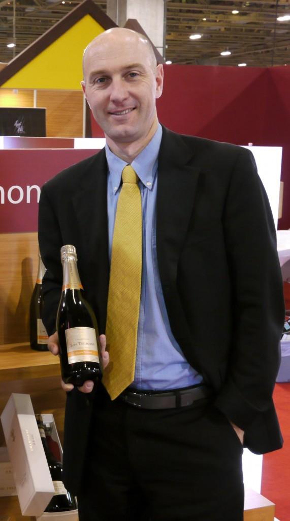 Champagne J de Telmont @ 亞洲美食佳釀暨酒店及餐飲設備展 Wine & Gourmet Asia