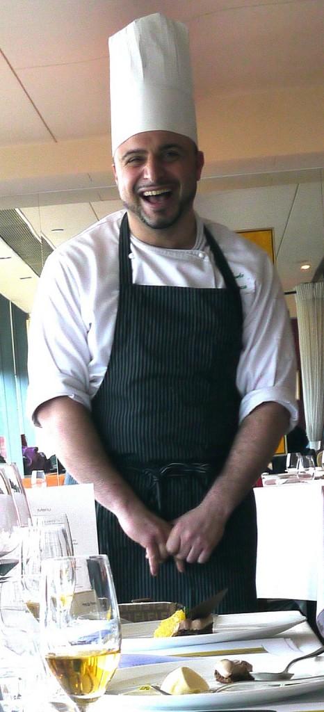 意大利米芝蓮客席廚師 Italy Michelin Guest Chef @ Angelini