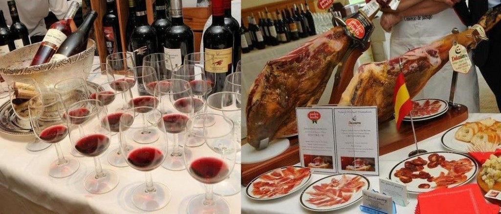 西班牙美酒佳餚節 Spanish Foods & Wines Festival 2011