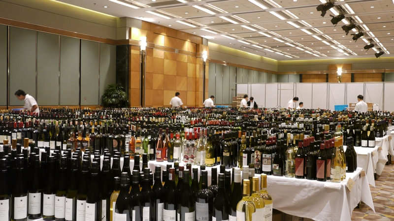 """Test your Palate"" 品酒活動 Wine Tasting Event"
